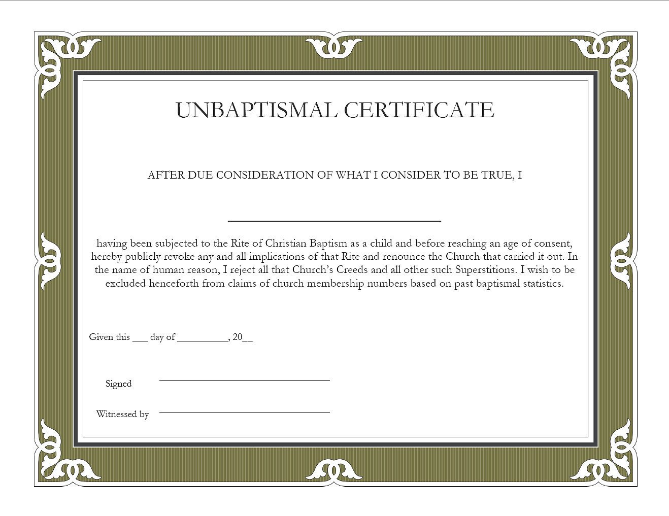 Unbaptism pdf format altavistaventures Gallery
